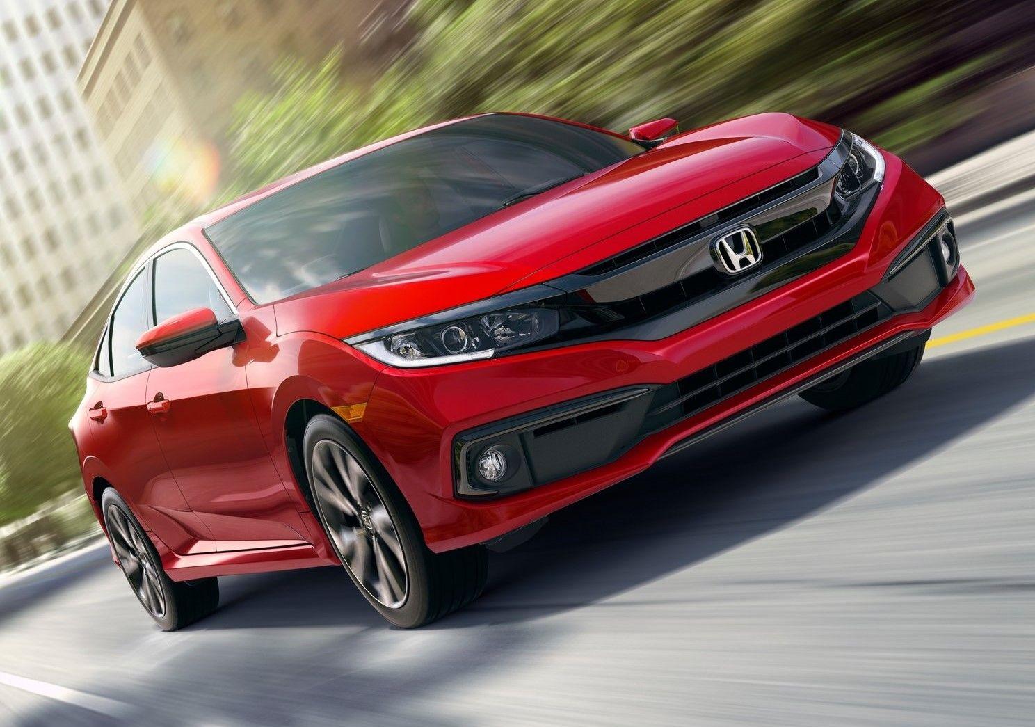 The 2019 Honda Civic Sedan: Updated Styling, Iconic Reliability