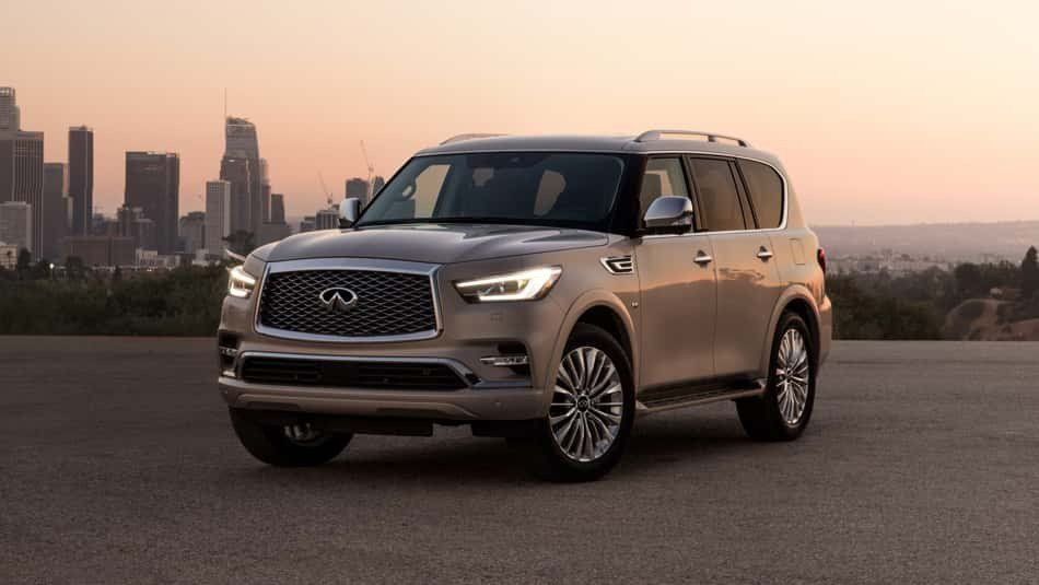 The 2019 INFINITI QX80: Best Size and Power in a Flagship SUV