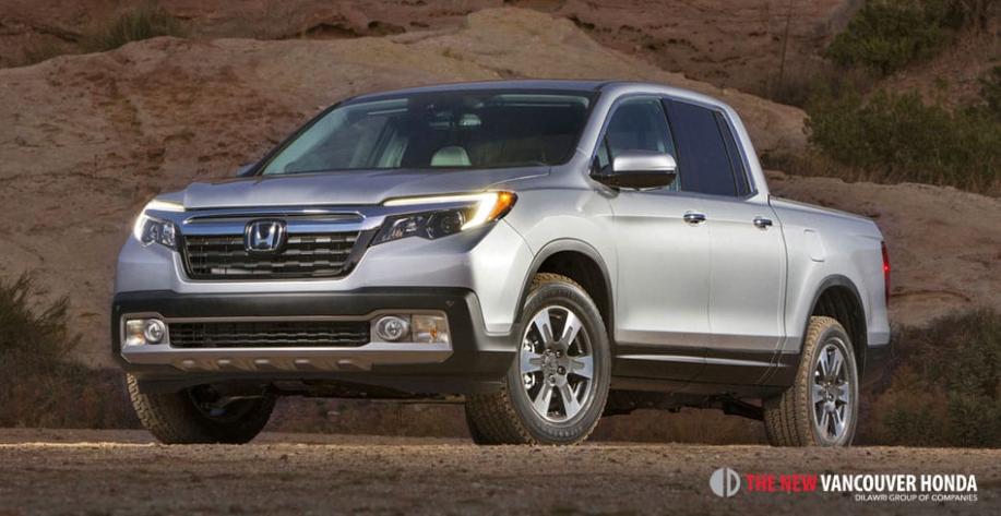 Honda Ridgeline Wins North American Truck of the Year