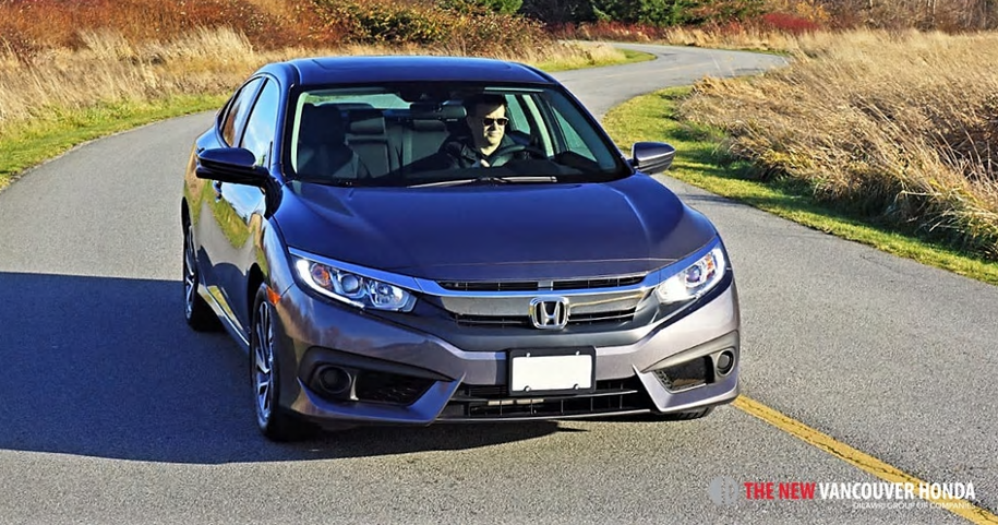 Honda Sells Two-Millionth Civic in Canada
