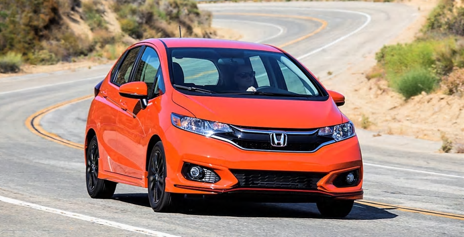 Refreshed 2018 Fit Sports Styling Updates and Honda Sensing Safety