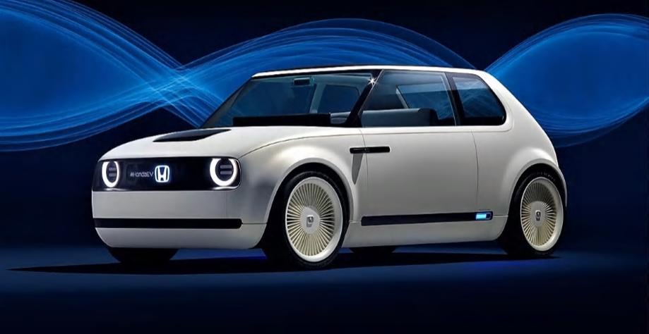 Urban Ev to Expand Burgeoning Honda Plug-In Electric Range