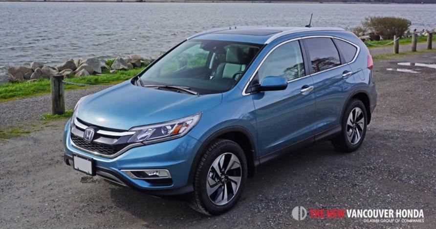 2016 Honda CR-V Road Test Review