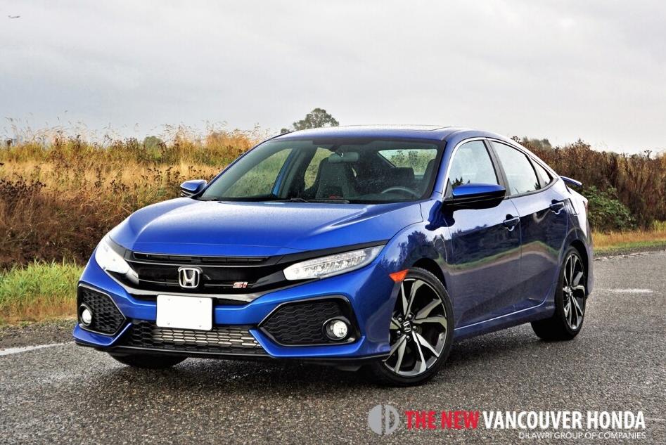 2018 Honda Civic Sedan Si Road Test Review