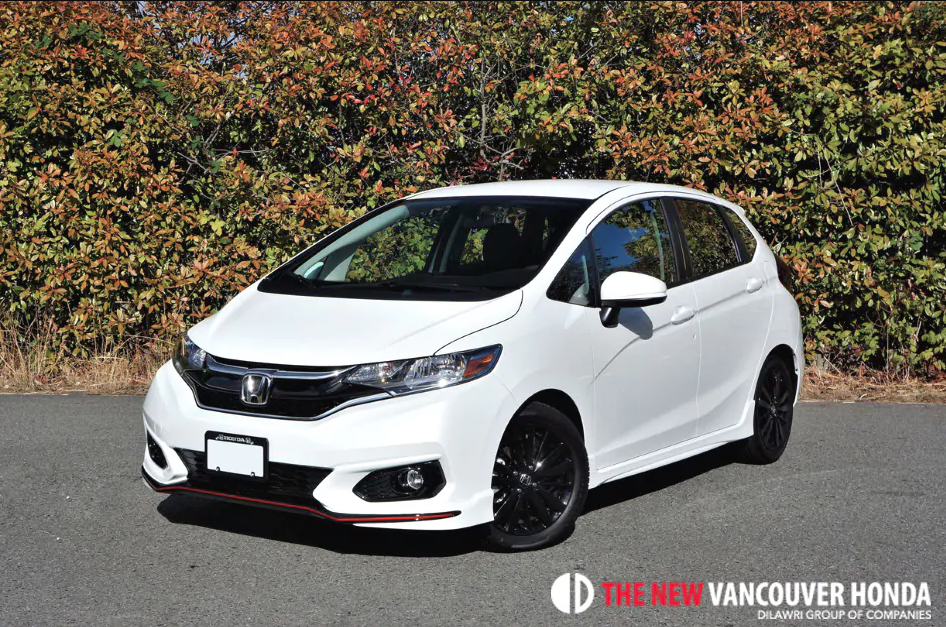 2018 Honda Fit Sport Road Test Review