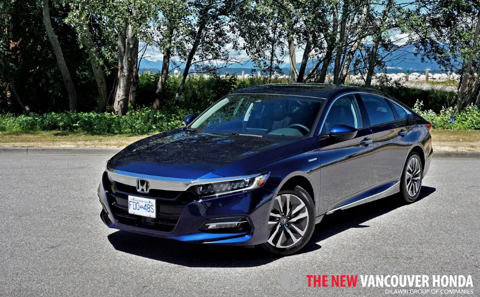 2019 Honda Accord Hybrid Touring Road Test Review