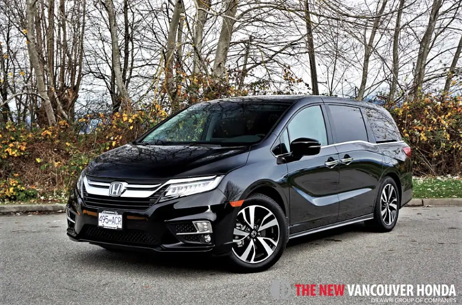 2019 Honda Odyssey Touring Road Test Review