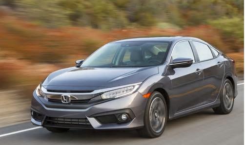 Honda Civic Green Car Award