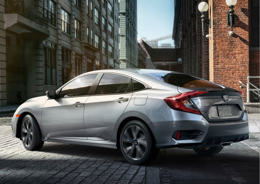 The 2019 Honda Civic Sedan: Outstanding Dependability and Efficiency