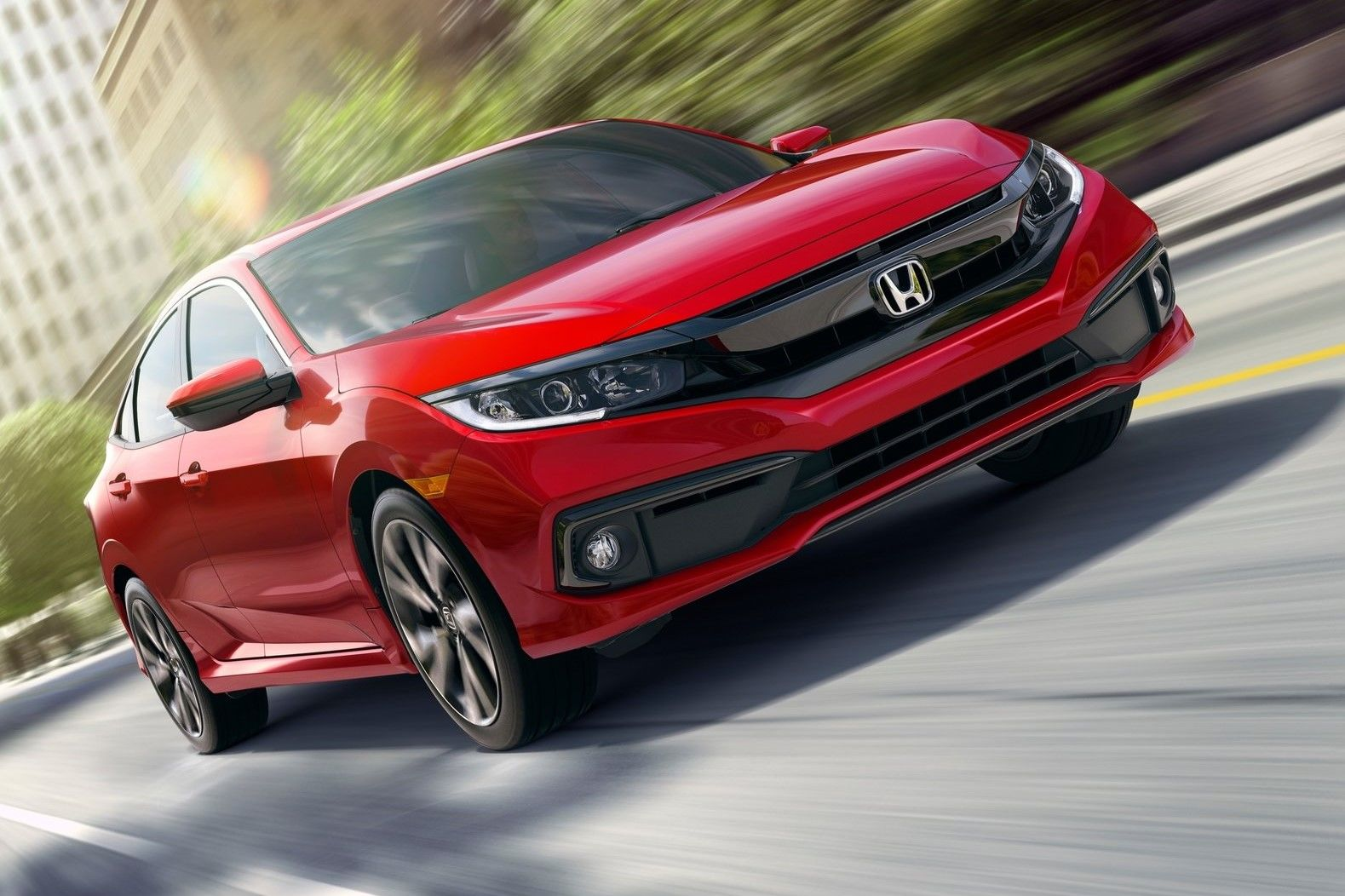 The 2019 Honda Civic Sedan: Iconic Reliability and Efficiency