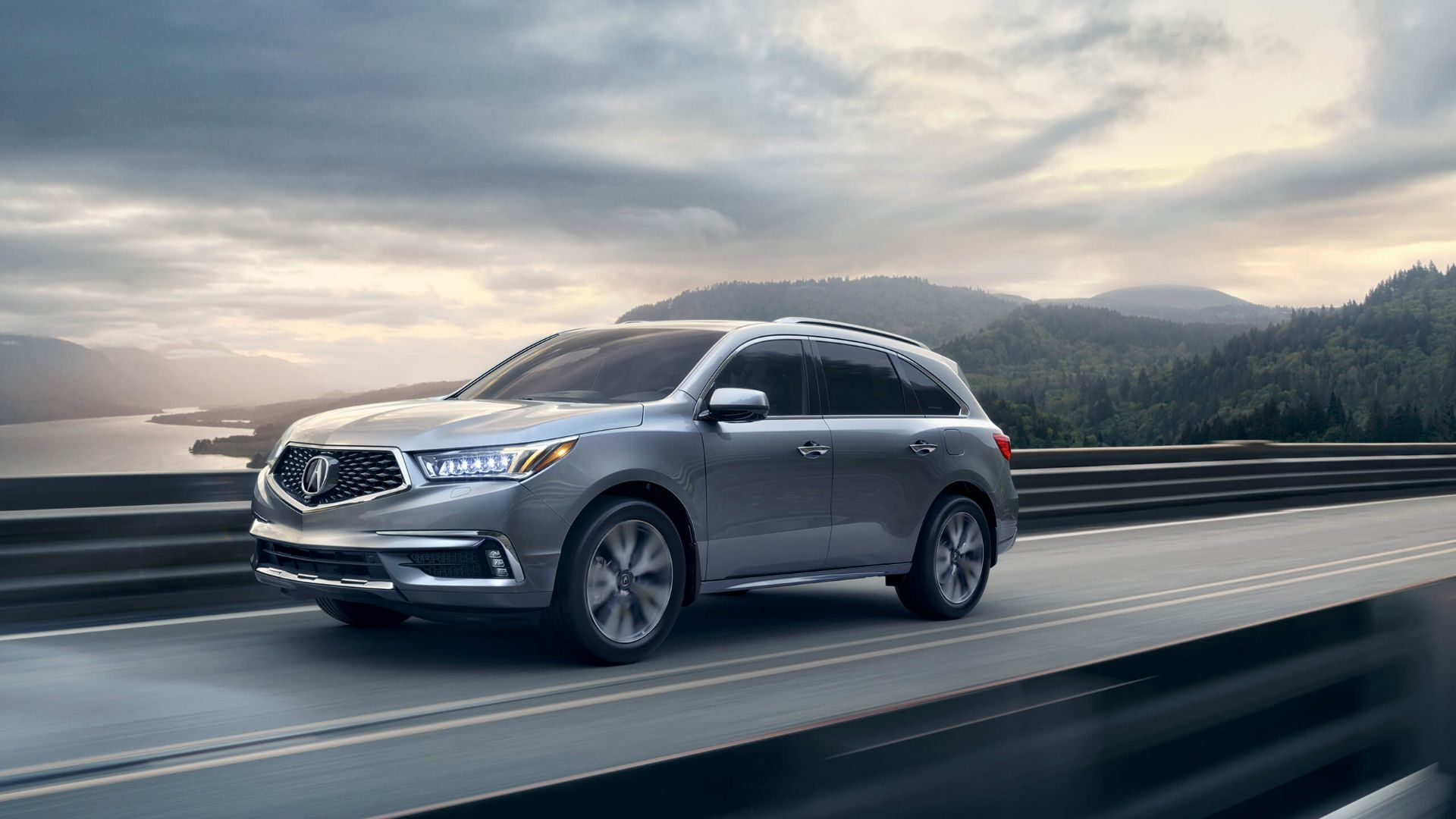 The 2019 Acura MDX: Transport Your Family with Luxury and Style