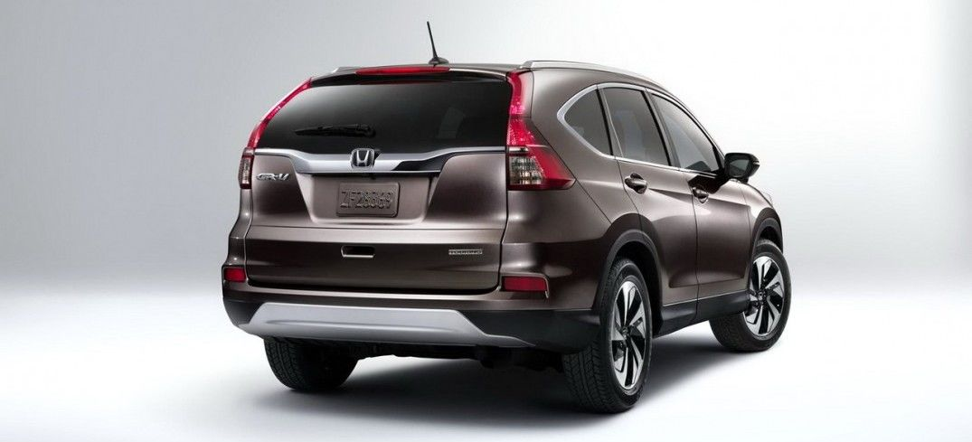 2016 Honda CR-V Video