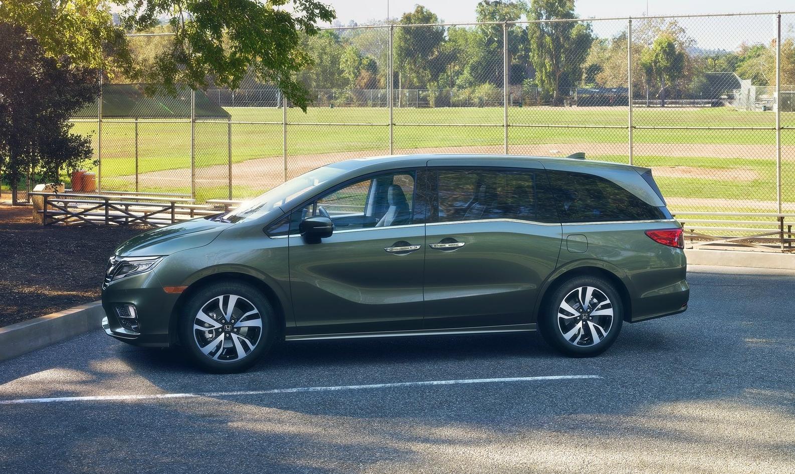 2018 Honda Odyssey Video Review