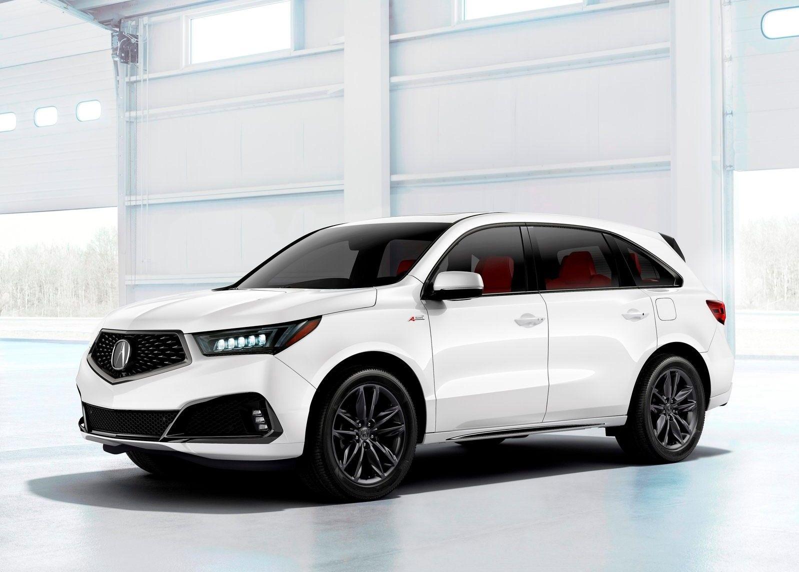 2019 Acura MDX: The Family Luxury SUV