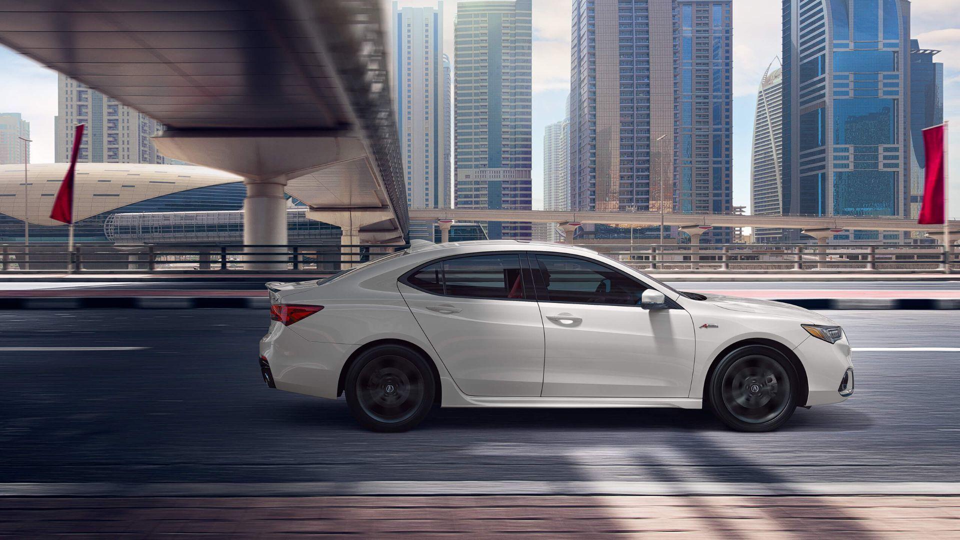 The 2020 Acura TLX Sedan: Power and Precision