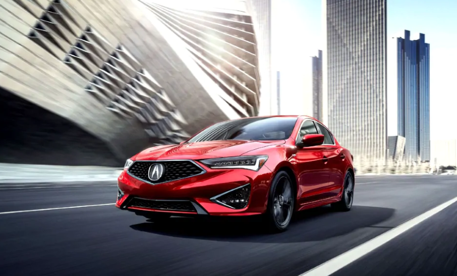 2019 ILX  Receives Major Styling and Technology Upgrades