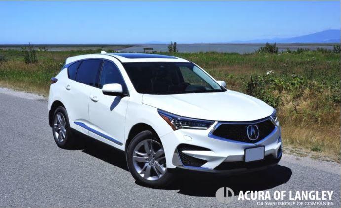 2019 Acura RDX Platinum Elite Road Test Review