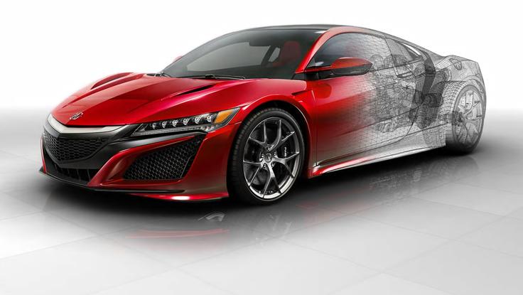 2nd Generation NSX Technical Details Revealed