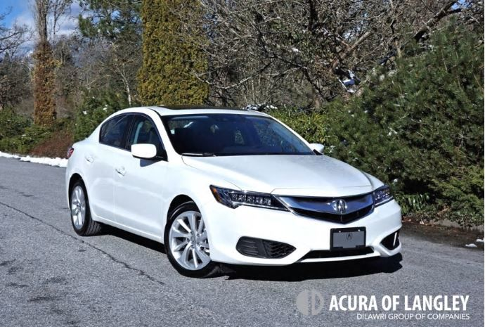 2018 Acura ILX Technology Road Test Review