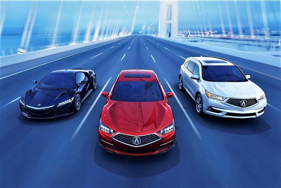 Stylish new 2018 Acura RLX breaks cover