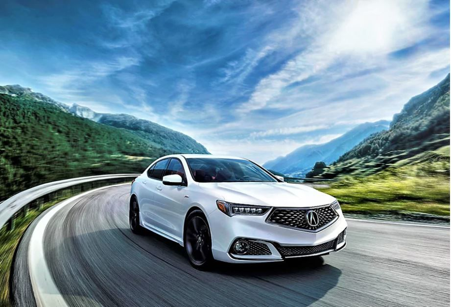 Thoroughly refreshed 2018 TLX is now available