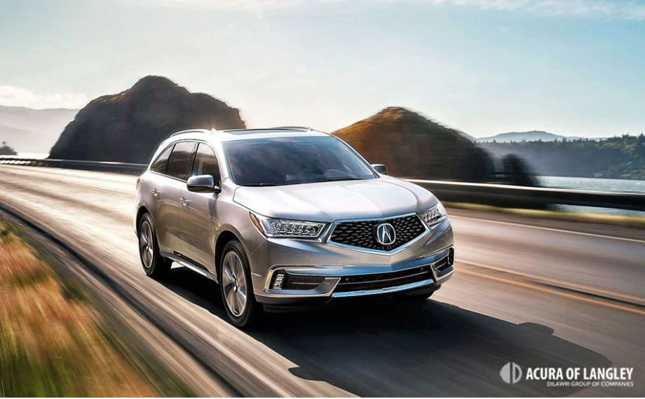 Acura MDX earns Top Safety Pick Plus rating for fourth consecutive year