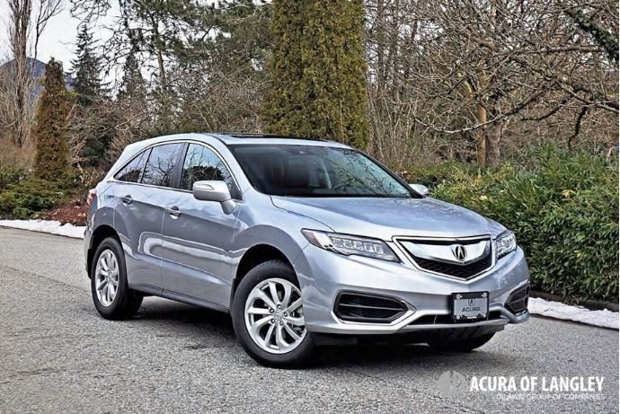 2017 Acura RDX AWD Road Test Review
