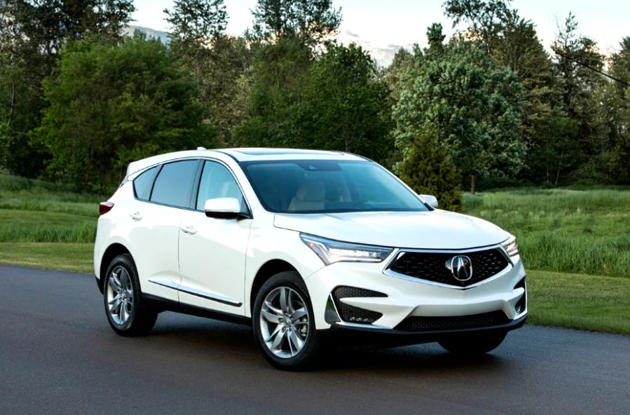 New 2019 Acura RDX Earns Highest Possible IIHS Safety Award
