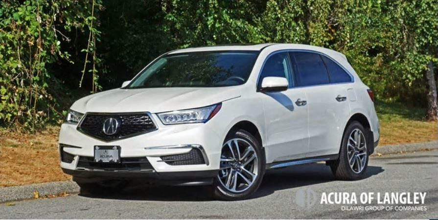 2017 Acura MDX Road Test Review