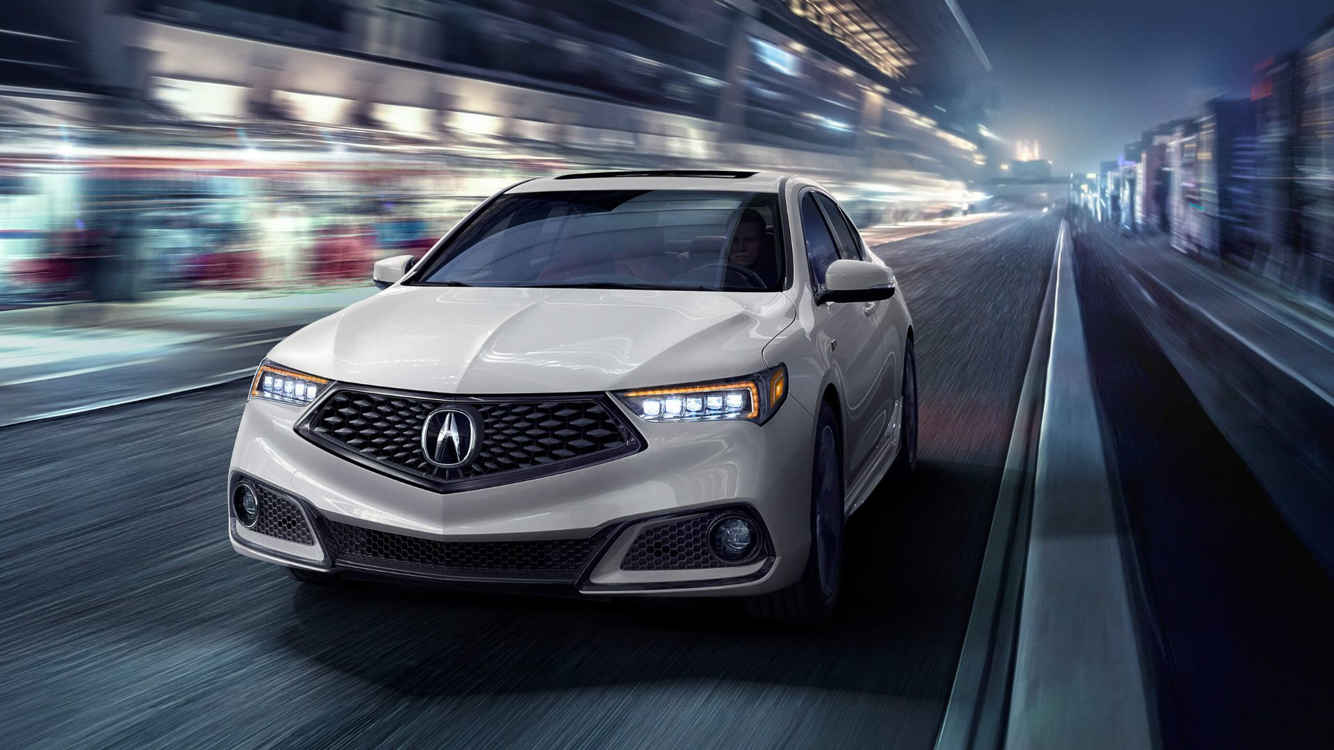 Acura Of North Toronto The 2020 Acura Tlx Beyond The Sport Sedan
