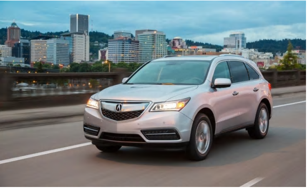 More options and AcuraWatch™ Coming to 2016 Acura MDX