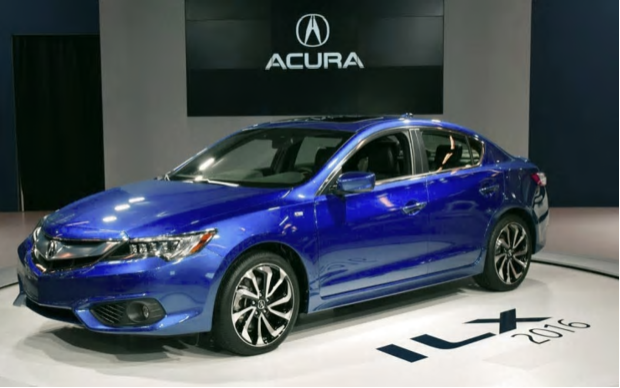 The 2016 Acura ILX Makes its Canadian Debut