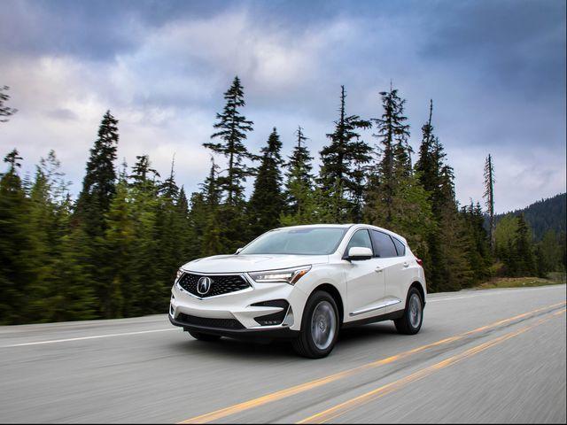 The 2020 Acura RDX: The Agile Crossover