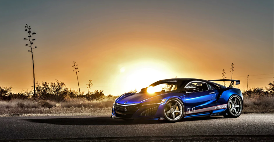 ScienceofSpeed NSX Dream Project: A track car for the street