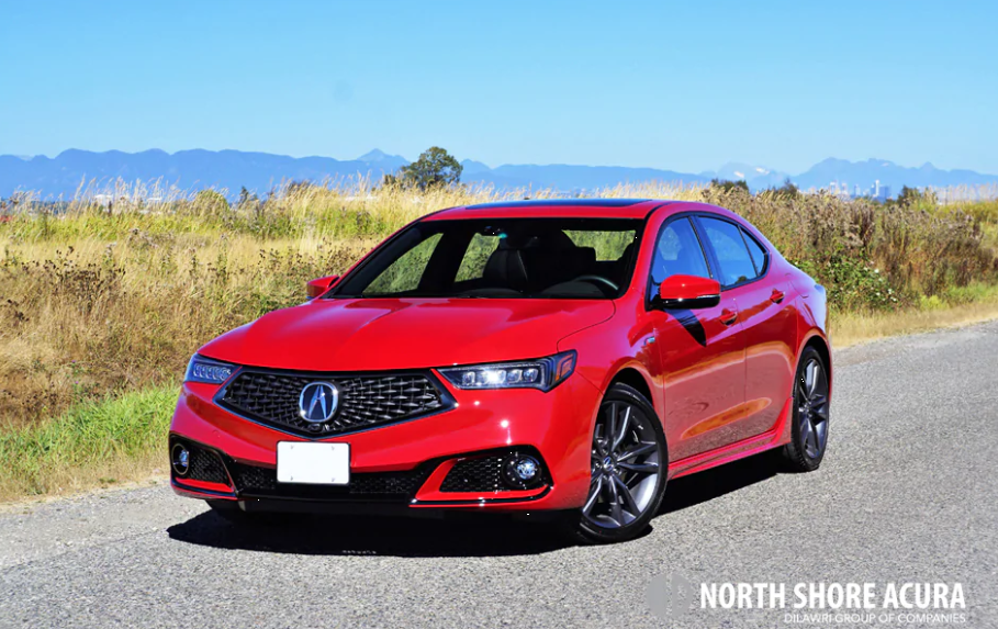 2018 Acura TLX SH-AWD Elite A-Spec Road Test Review