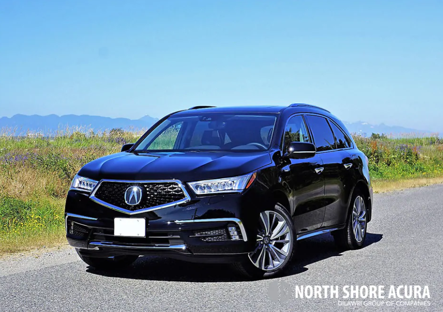 2017 Acura MDX Sport Hybrid Road Test Review
