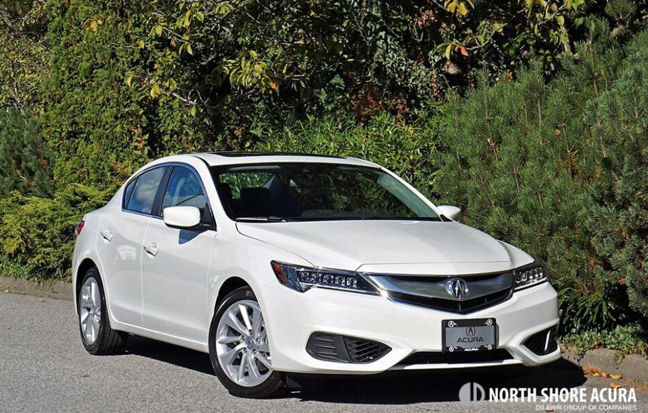 2017 Acura ILX Premium Road Test Review