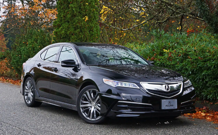 2017 Acura TLX SH-AWD Tech A-Spec Road Test Review