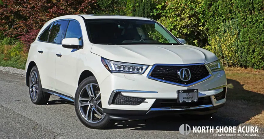 2018 Acura CDX: Design, Engine, US Launch >> North Shore Acura 2017 Acura Mdx Road Test Review
