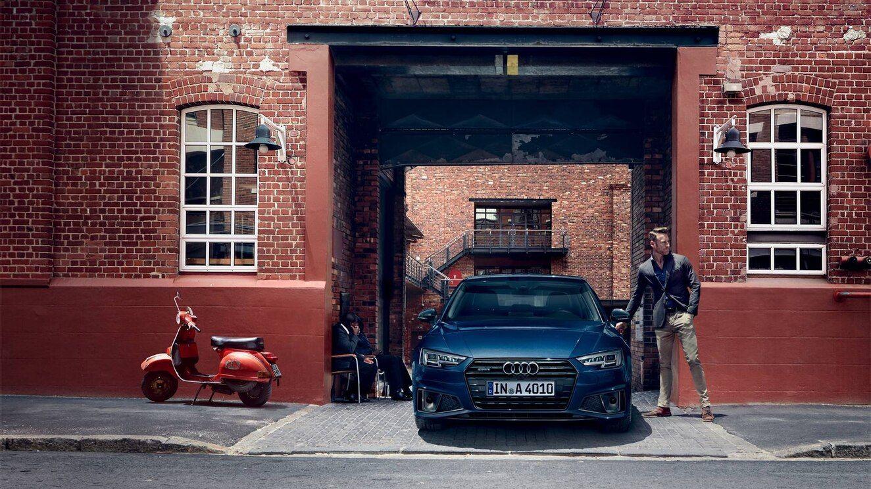 L'Audi A4 2019 : Puissance et style