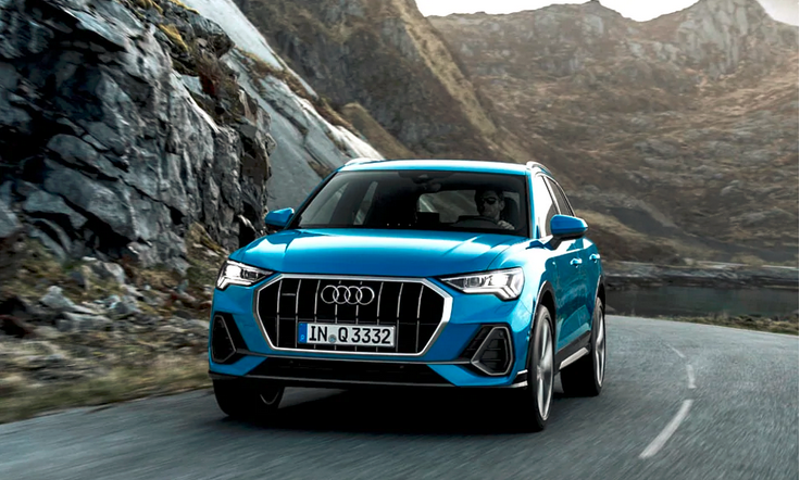 Audi Downtown Vancouver | Redesigned Audi Q3 to load up on