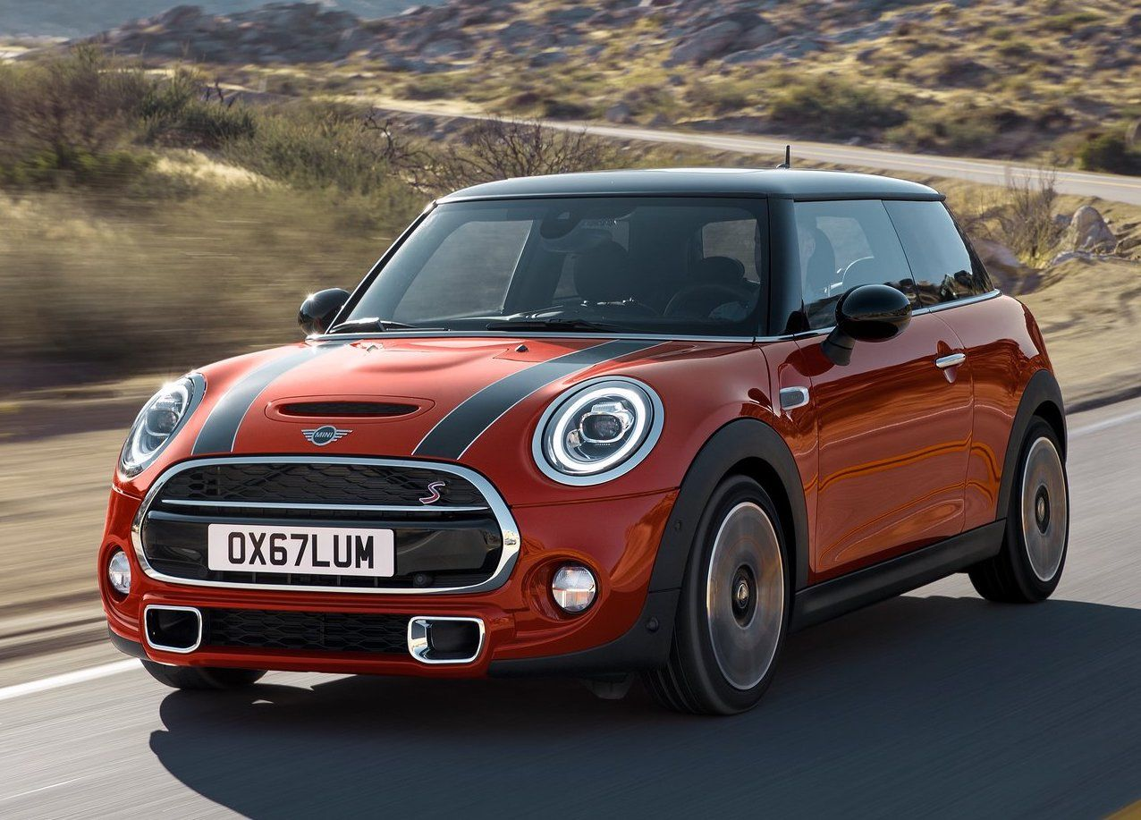 The 2019 MINI Cooper: Iconic Styling and Performance