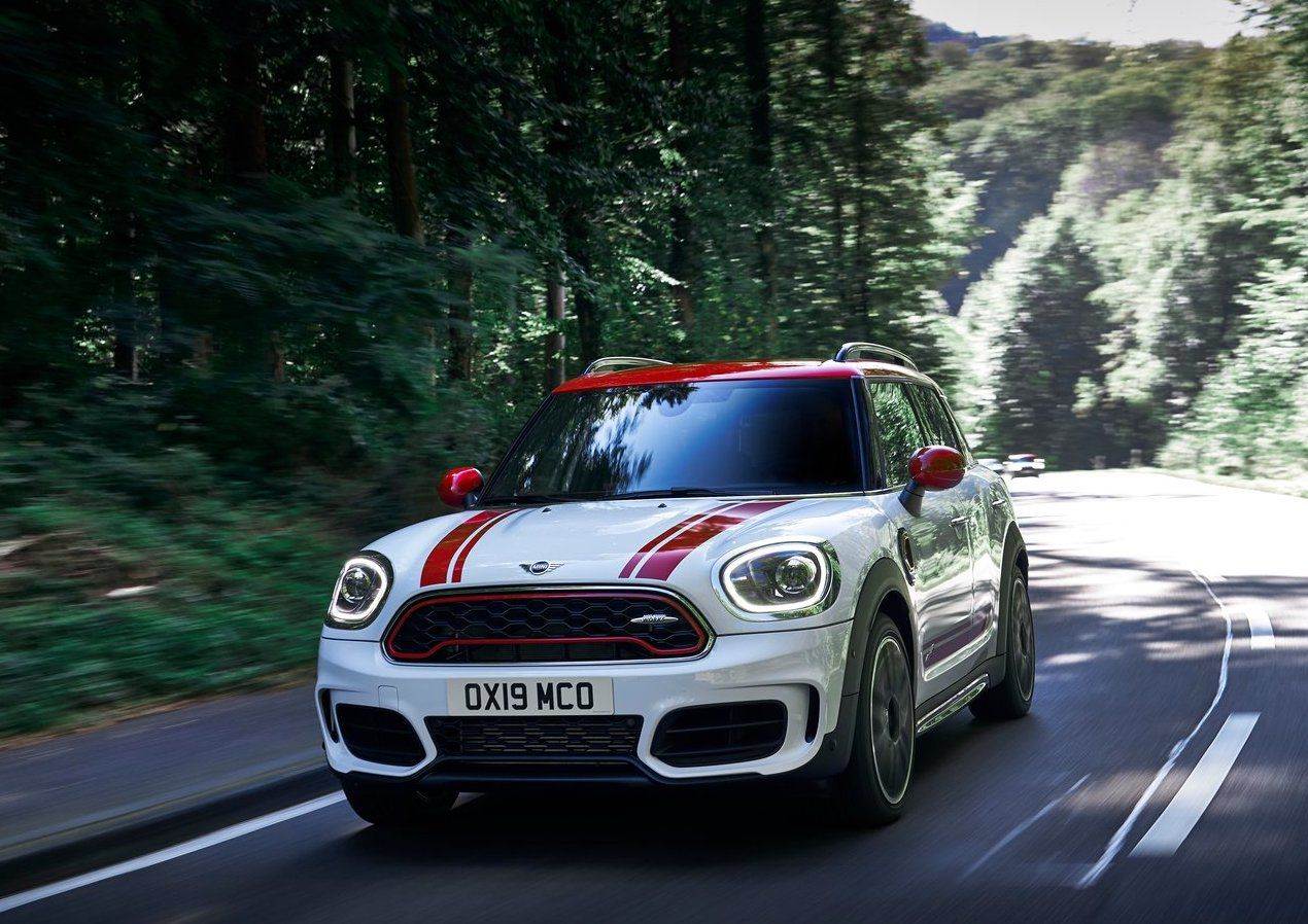 The 2019 MINI Countryman: Take the Road Less Travelled