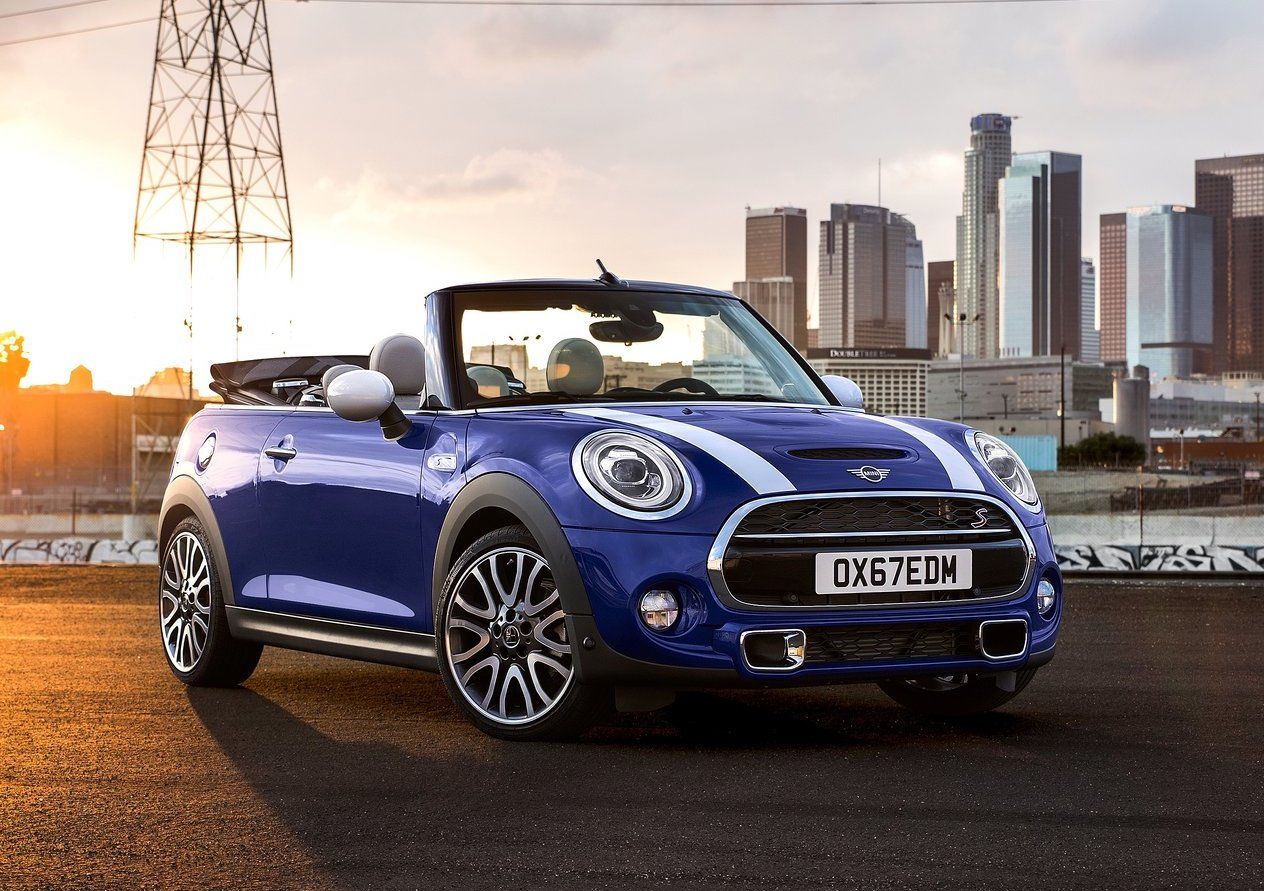 The 2019 MINI Convertible: Express Yourself