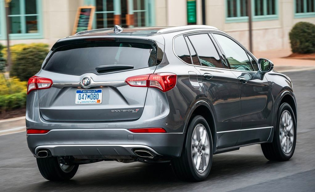 2019 Buick Envision: Luxury and Comfort for All