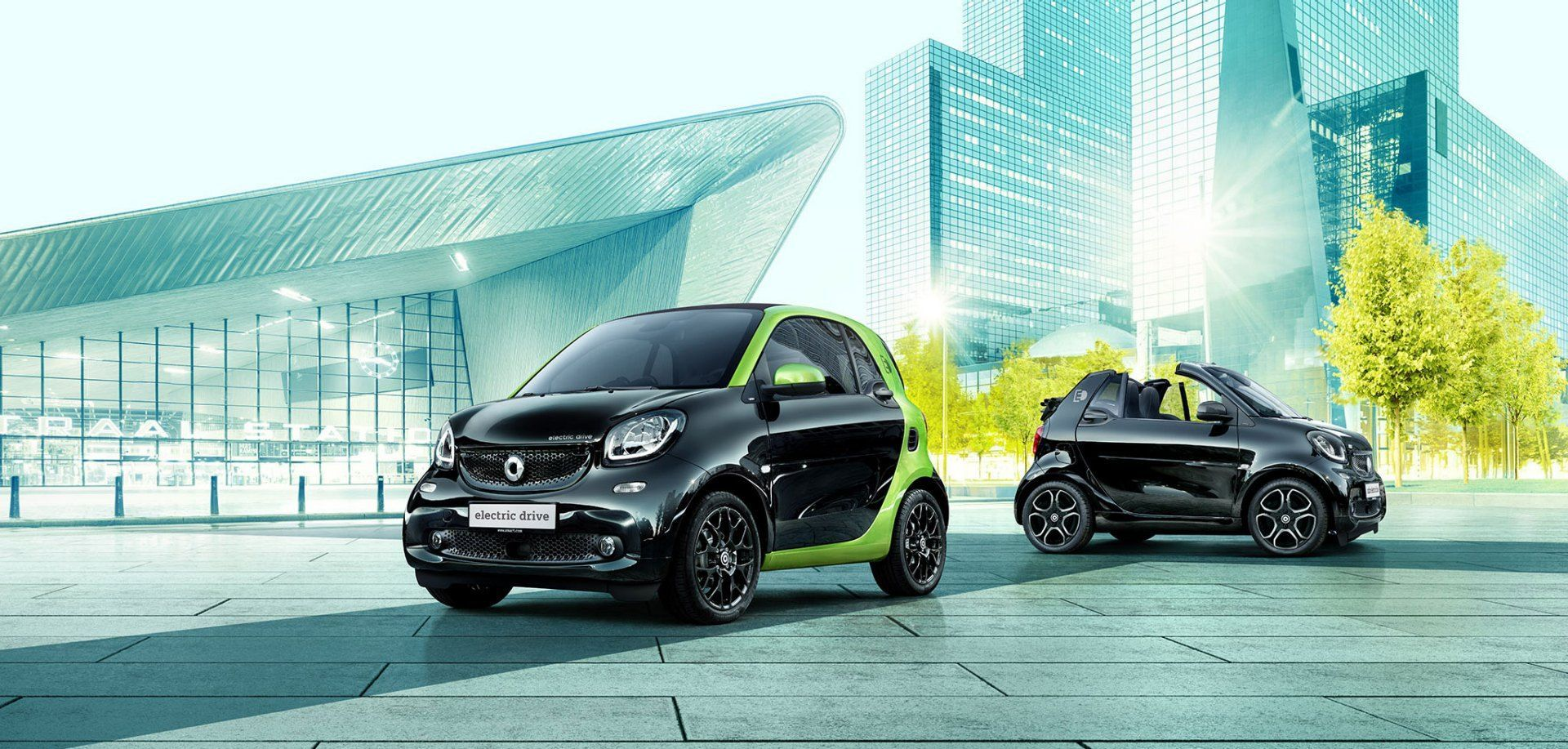 Three safety features on the new 2018 smart fortwo.