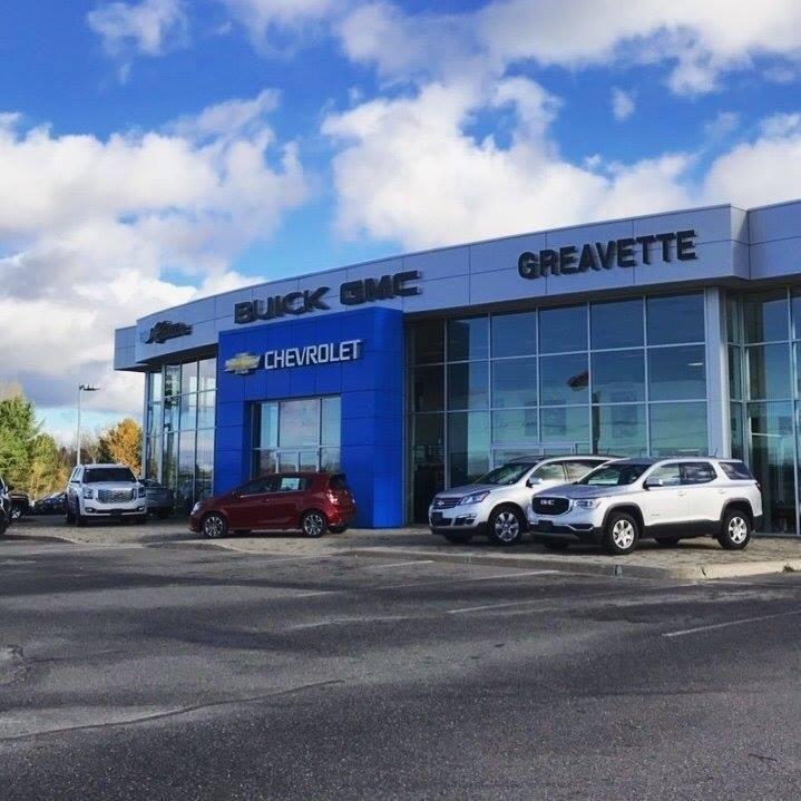 Greavette Chevrolet Buick Cadillac Ltd. | Greavette ...