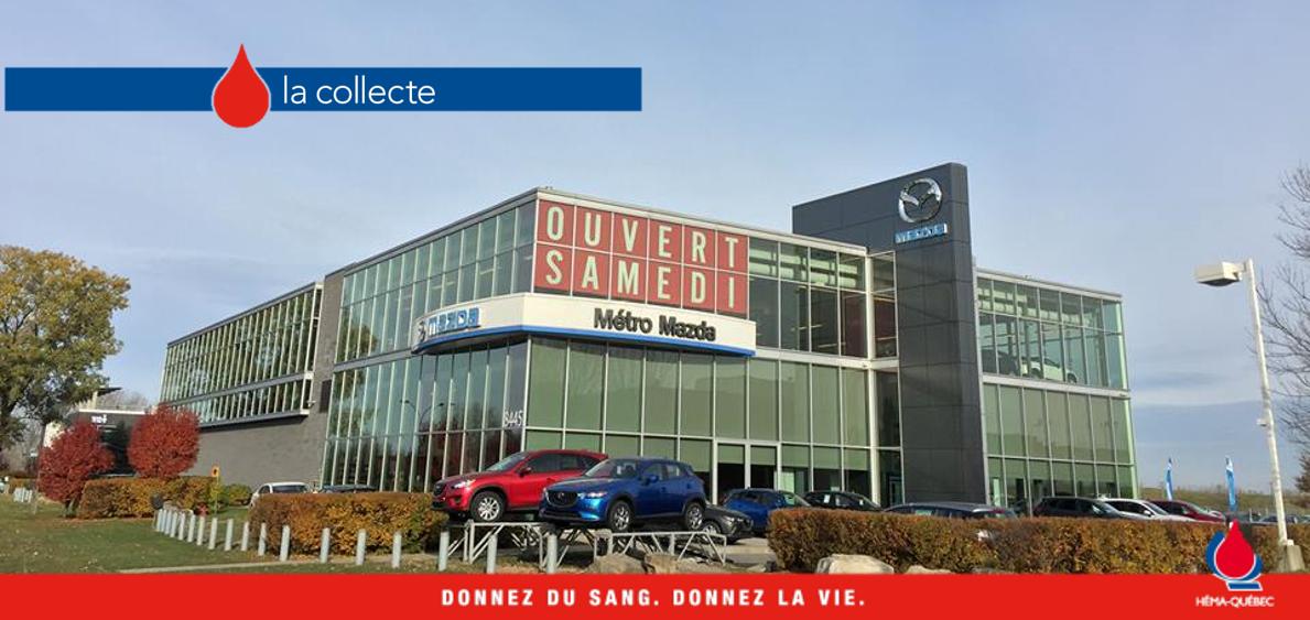Mazda Papineau's Blood Drive