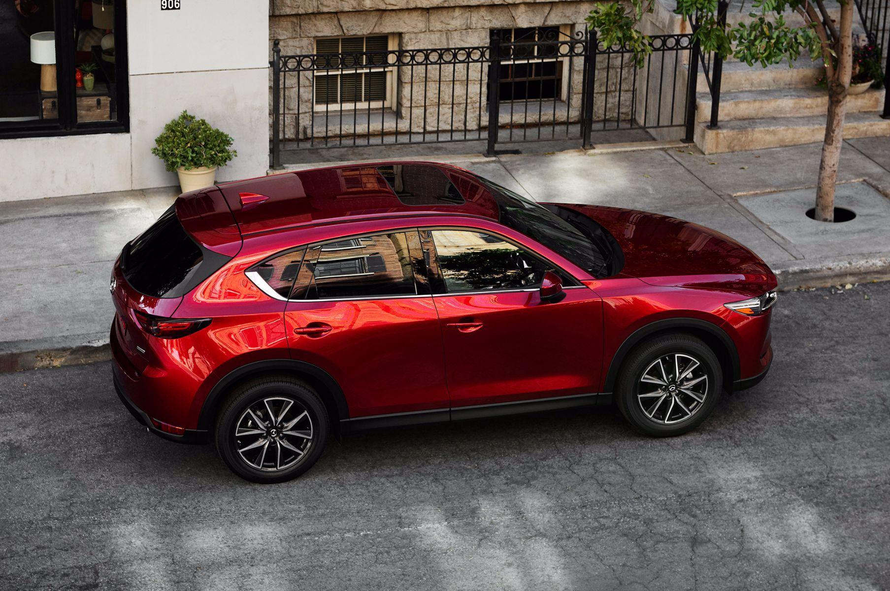 La popularité de Mazda ne cesse d'augmenter!