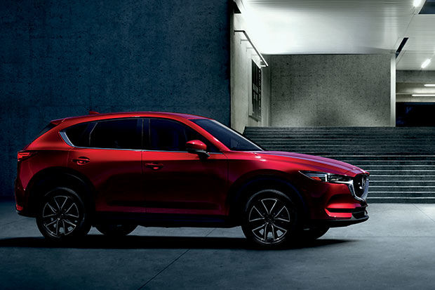 2018 Mazda CX-5: An SUV That Offers More Than Just Space
